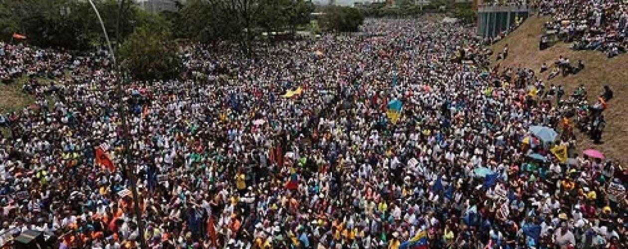 Oposición convoca nueva marcha para el sábado en Caracas