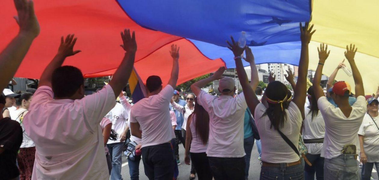 Oposición marchará hasta el CNE este miércoles
