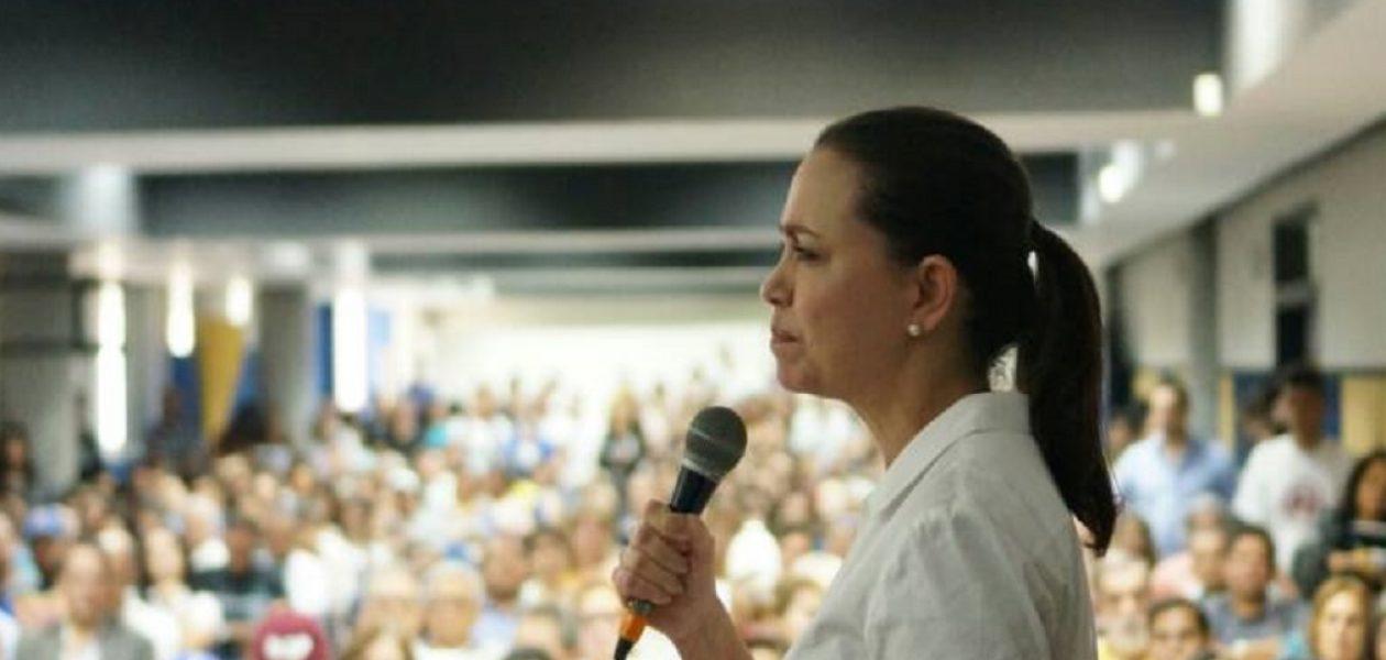 María Corina Machado: El 21 de mayo sal a la calle y grita libertad
