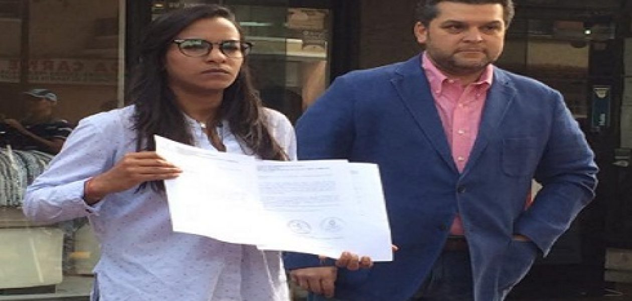 Marialbert Barrios denuncia ante la OEA caso de los hermanos Sánchez