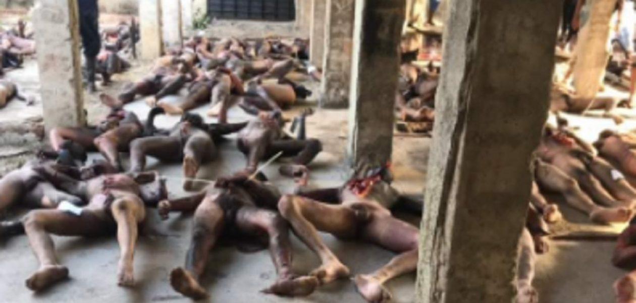 Denuncian que autopsia fue practicada  a los cuerpos quemados en la comandancia de Policarabobo  (Vídeos)