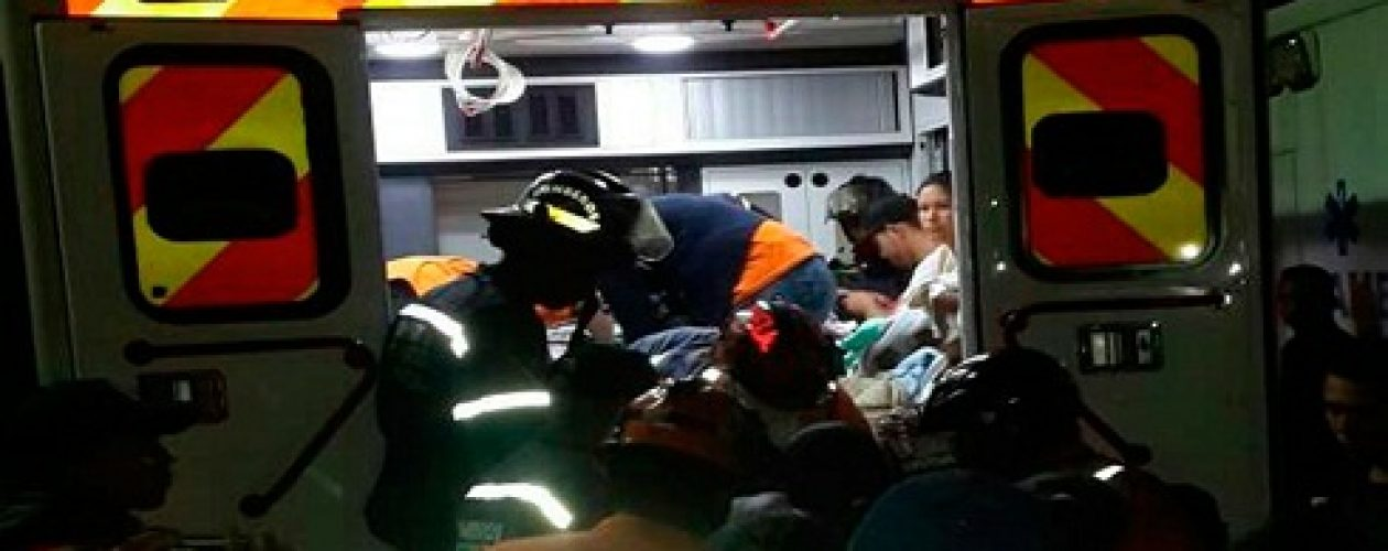 Materno infantil de El Valle fue evacuado por gases lacrimógenos