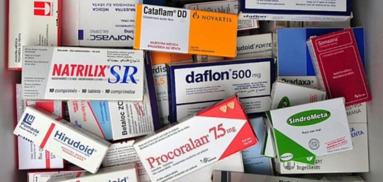 Medicinas escasean en un 80%