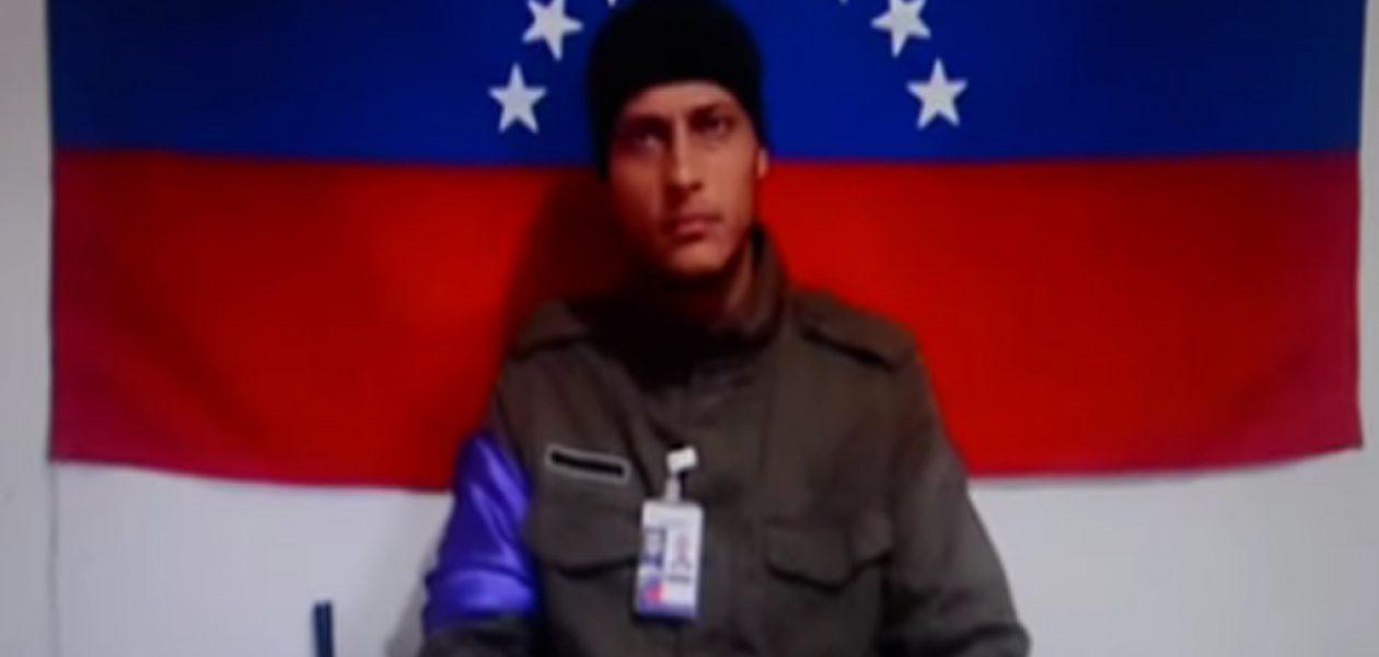 Acta de defunción de Oscar Pérez indicó  que murió de un tiro en la cabeza