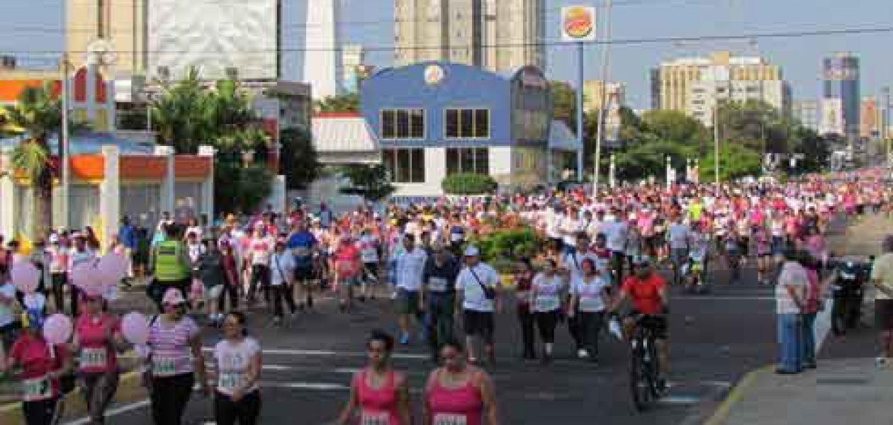 En el mes del cáncer de mama regresa la caminata por la vida