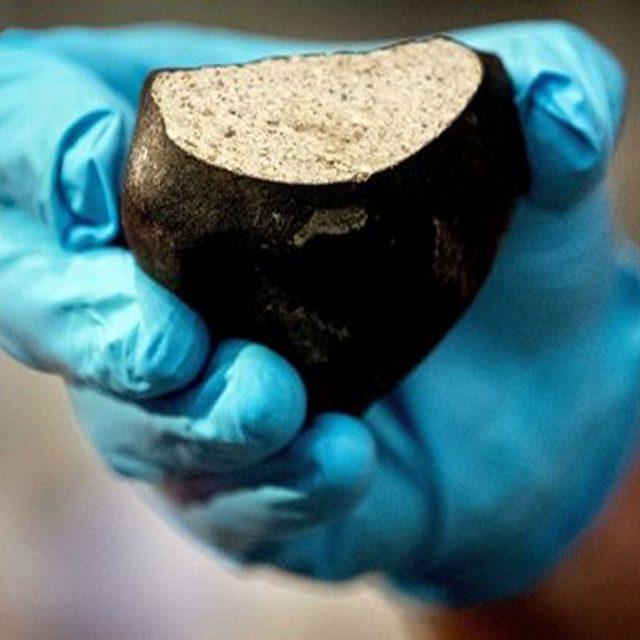 Descubren un meteorito de unos 4 mil 500 millones de años