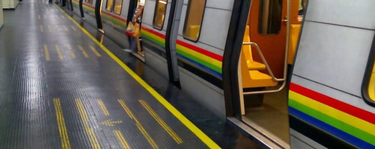 Maletín abandonado suspendió operaciones en estaciones Plaza Venezuela y Zona Rental