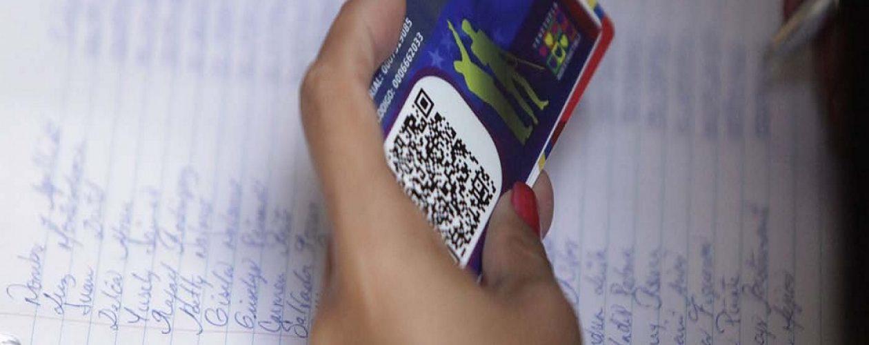 Pasaje estudiantil funcionará a través del Carnet de la Patria