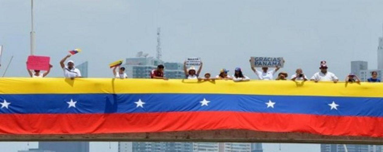 Migración Panamá reducirá estadía de venezolanos en ese país