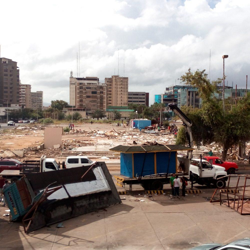 Eliminados negocios de minería ilegal en Puerto Ordaz