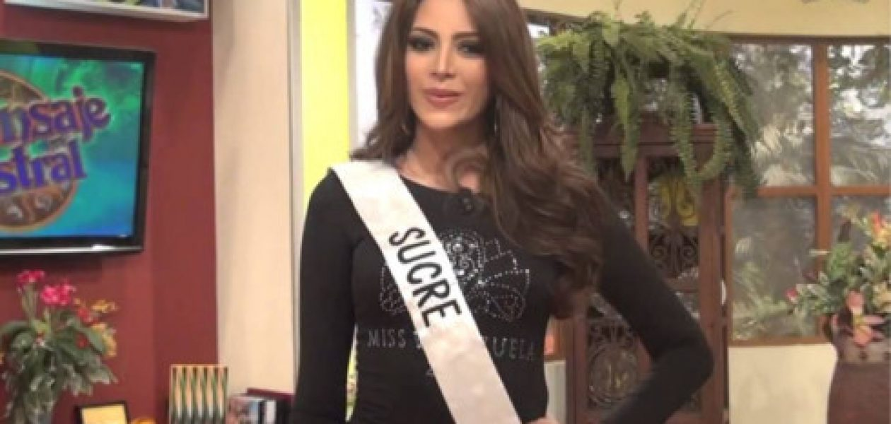 Asesinan a padre y hermano de Miss Sucre 2015
