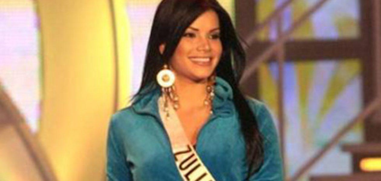 Miss Zulia 2008 cumplirá condena en el Inof