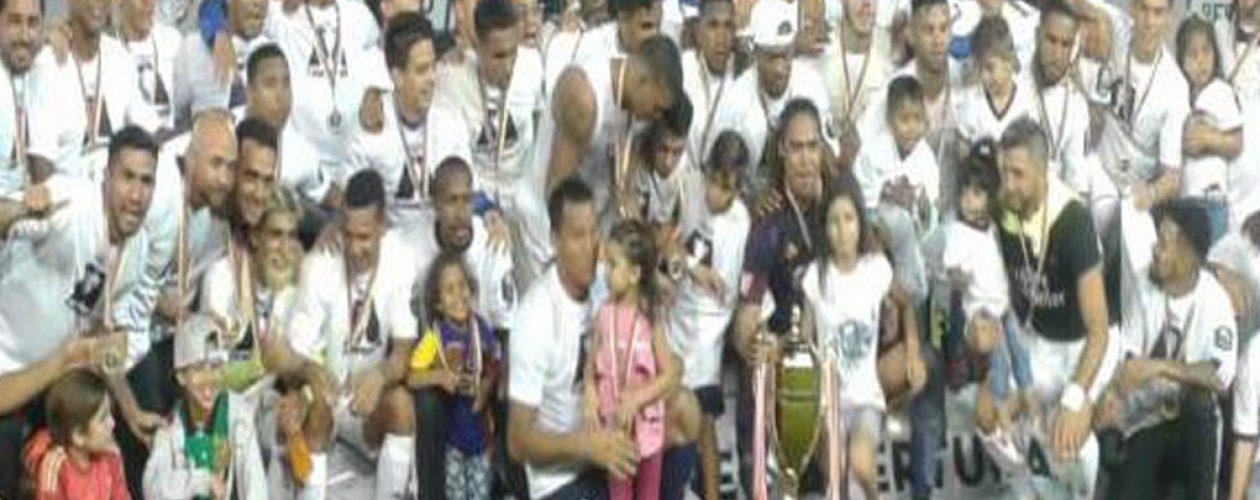 Monagas SC campeón del Torneo Apertura del fútbol venezolano
