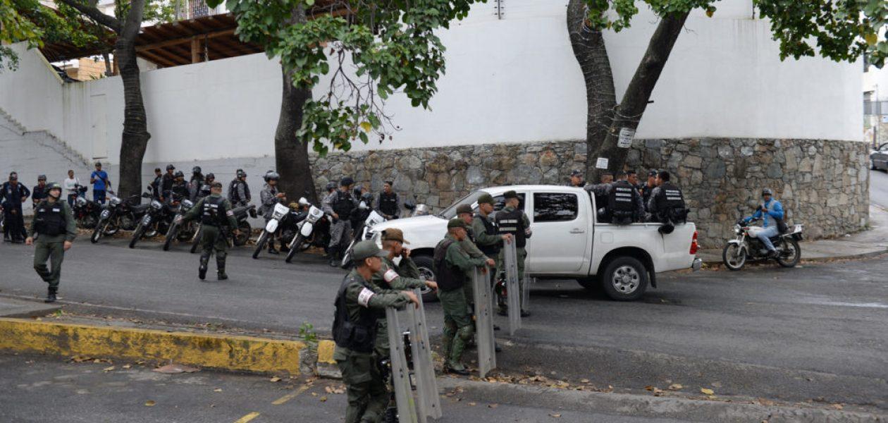 Morgue de Bello Monte sigue militarizada por tercer día consecutivo