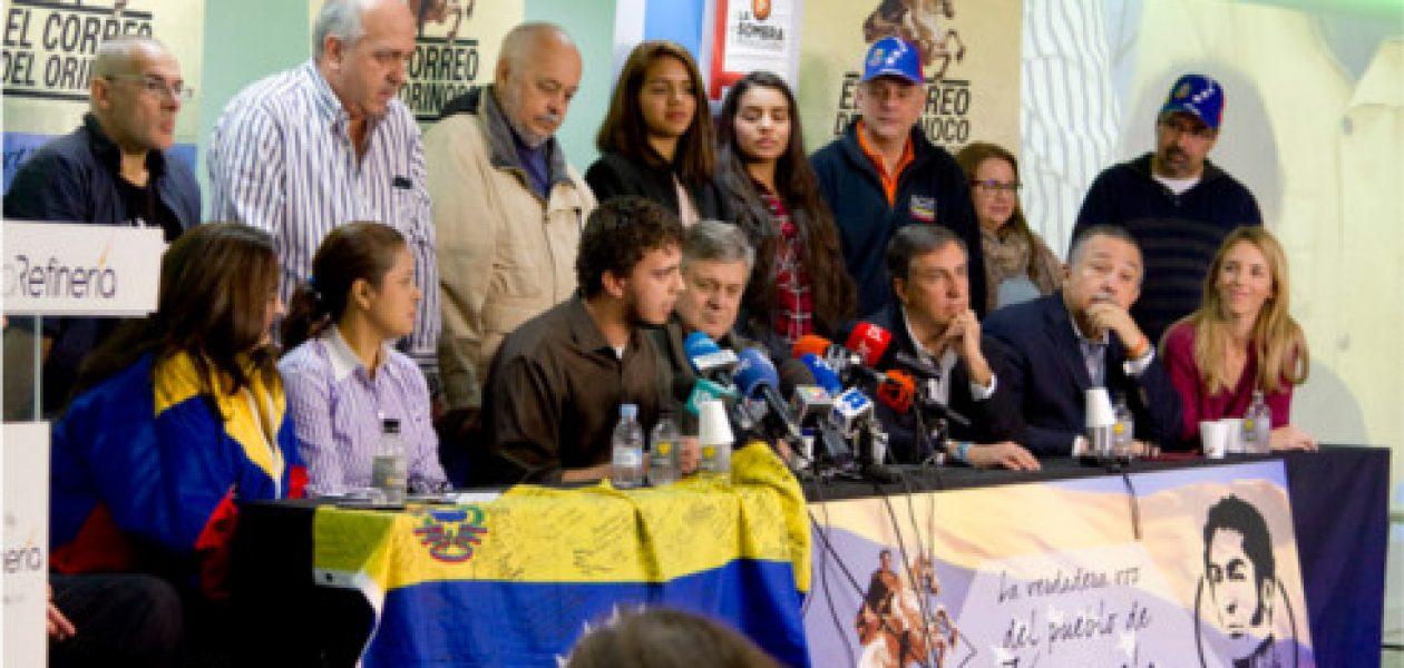 """MUD España: """"Lo primero que debe aprobar la nueva AN es la Ley de Amnistía»"""