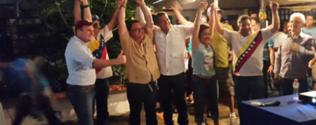 MUD triunfó en Guayana