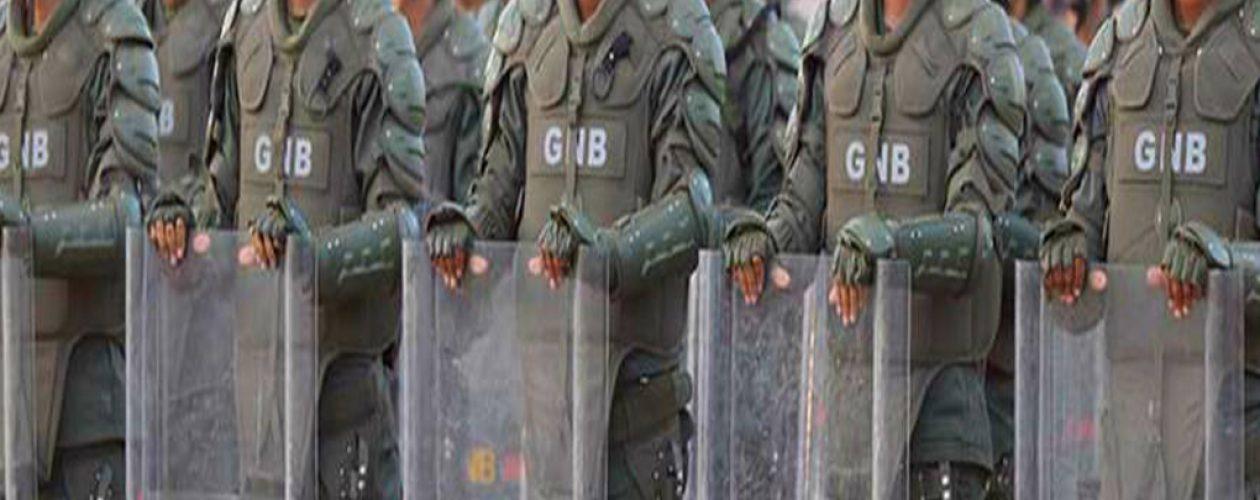 Dos Guardias detenidos por muerte de Fabián Urbina