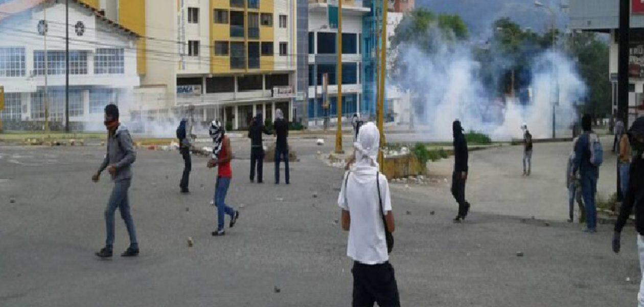Rafael Antonio Vergara es el fallecido durante paro en Mérida