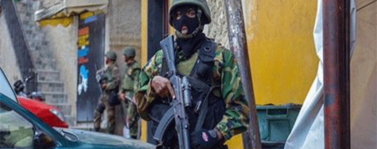 OLP deja nueve muertos en el 23 de enero