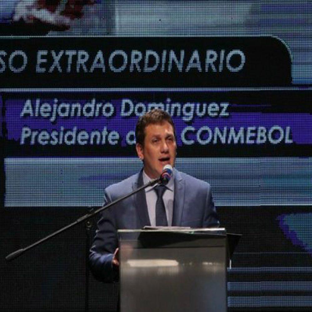Conmebol solicita a la FIFA que el Mundial 2022 cuente con 48 selecciones