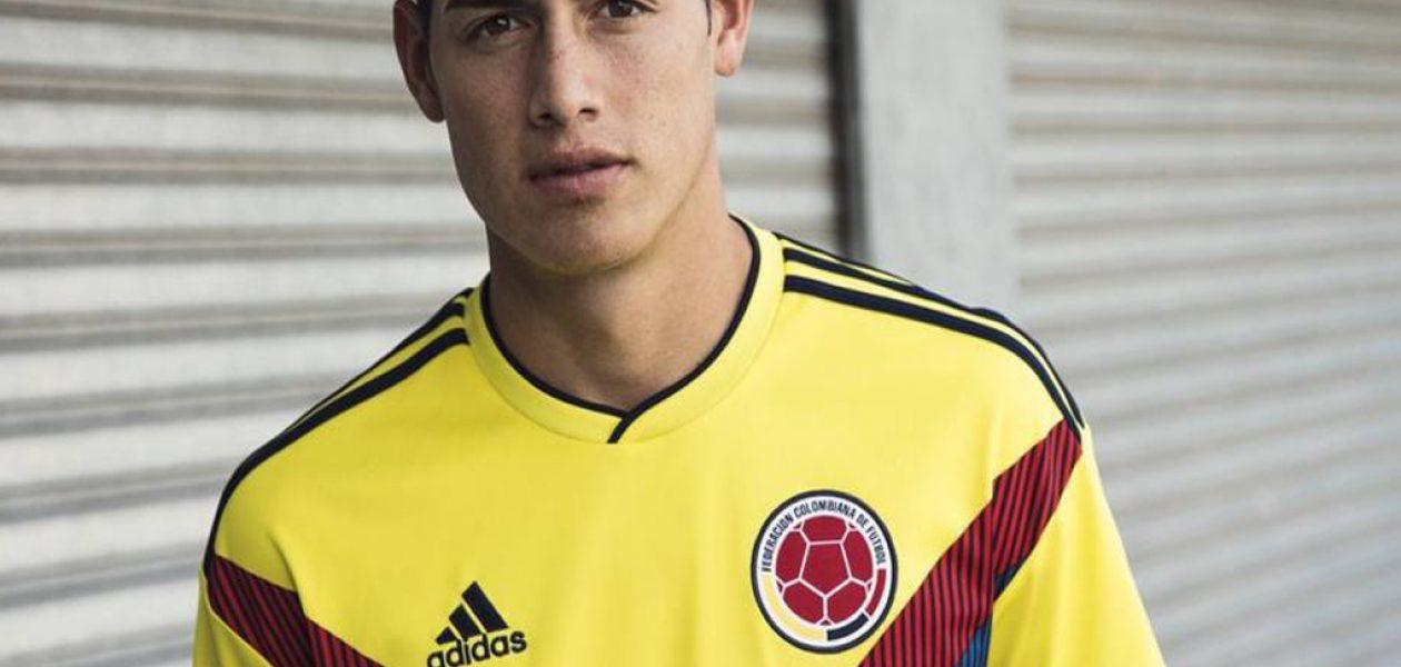 Adidas revela diseños de camisetas para el Mundial Rusia 2018