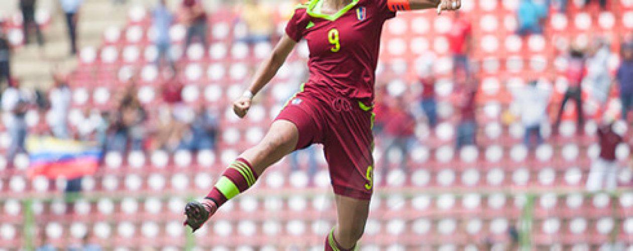Deyna Castellanos asistirá con la Vinotinto al Mundial Sub-17 Femenino 2016