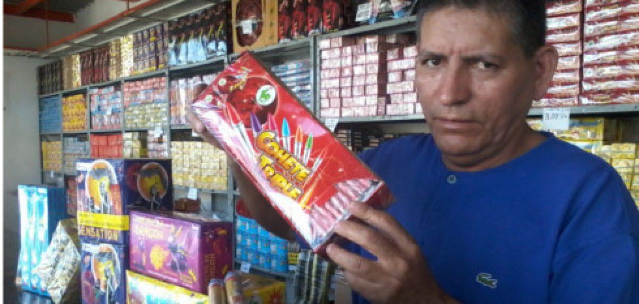Navidad venezolana sin fuegos artificiales