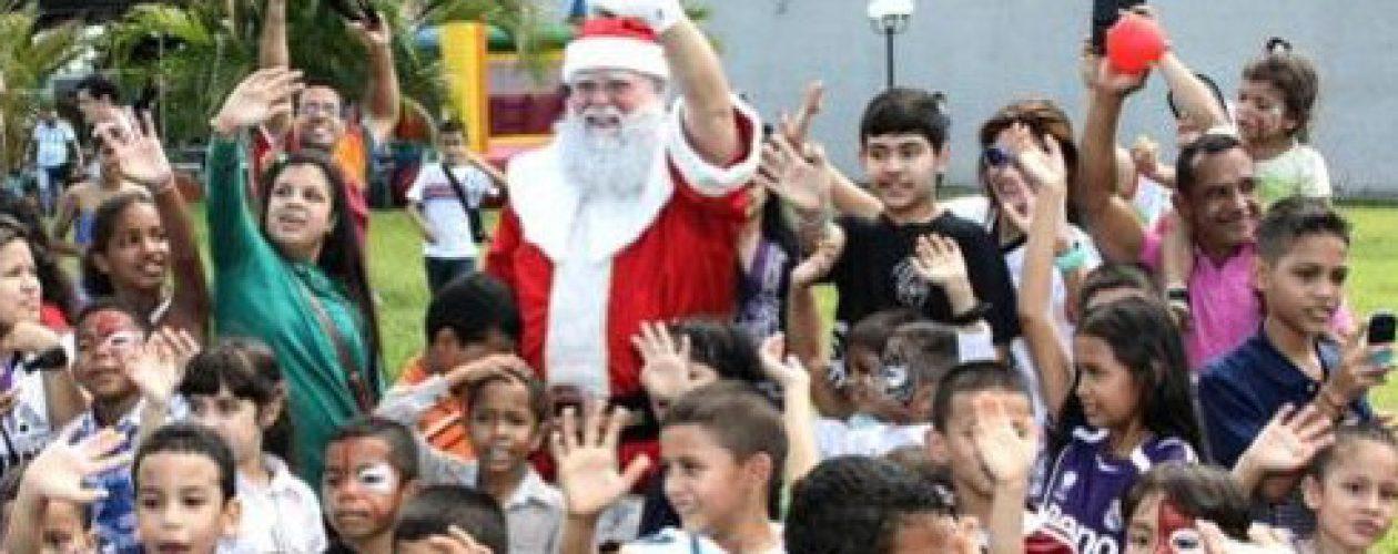 La Navidad se anticipa para los niños con cáncer