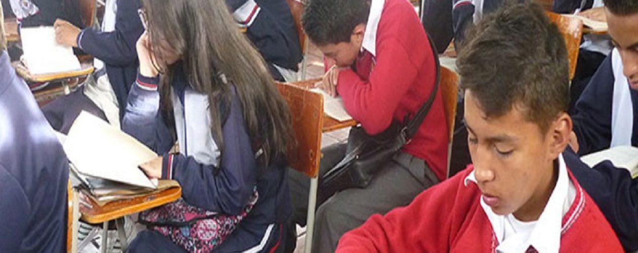 Niños venezolanos lideran solicitudes de cupos escolares en Colombia