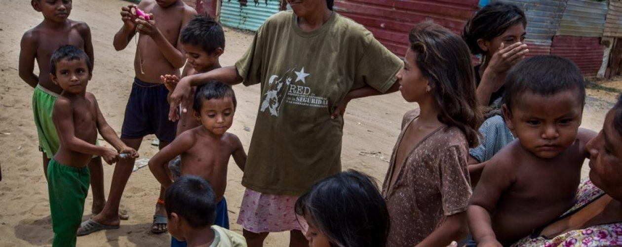 Unicef denuncia claros signos de desnutrición en niños venezolanos