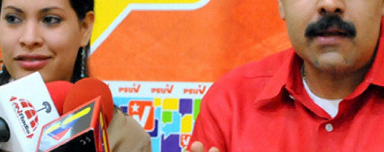 ¿Nicolás Maduro y Andreina Tarazón empatados?
