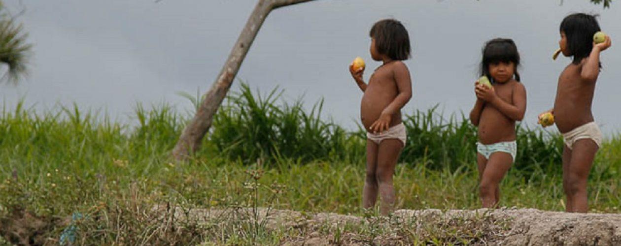 Mueren siete niños warao en menos de una semana en el Delta