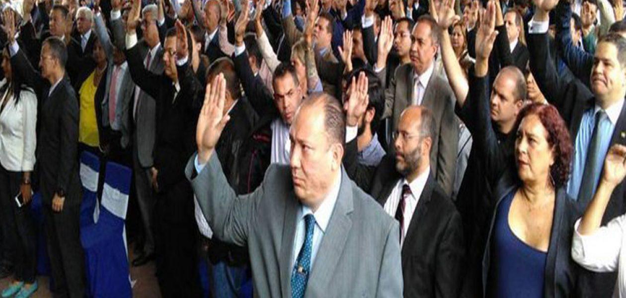 Magistrados del TSJ en el exilio tienen órdenes de captura