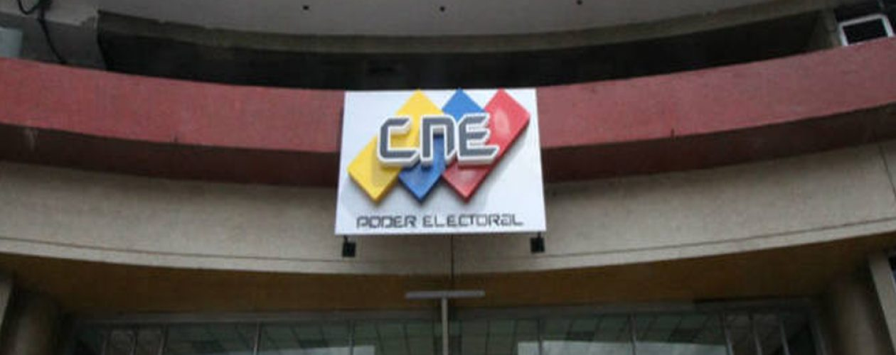 Los candidatos Falcón y Bertucci exigen al CNE igualdad en  campaña electoral