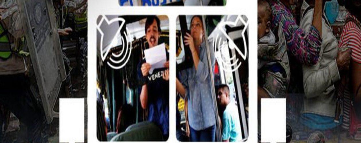 Las noticias en Guayana a través del Bus TV
