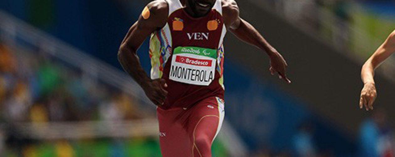 Omar Monterola y Sol Rojas van por el oro en los Paralímpicos