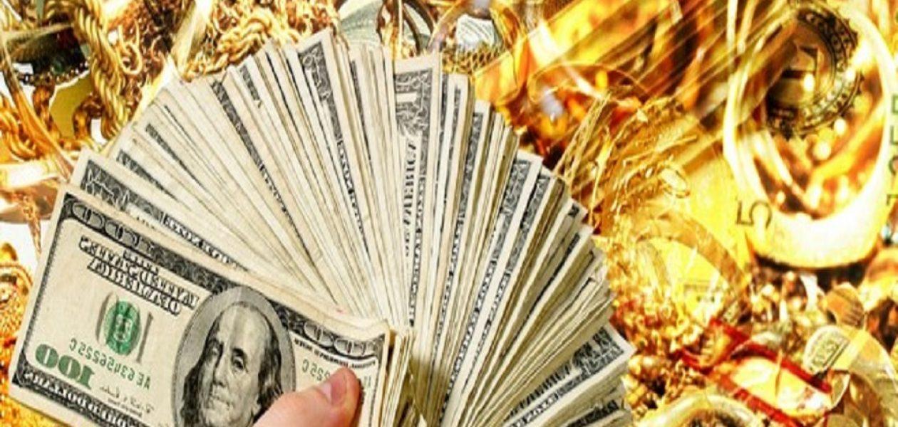 Venezolanos venden sus prendas de oro para hacer el mercado de la semana y sobrevivir