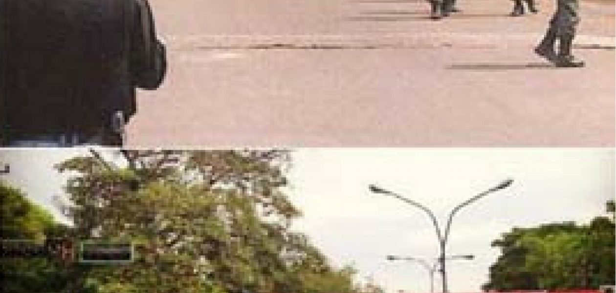 Se desata asonada popular en Orope