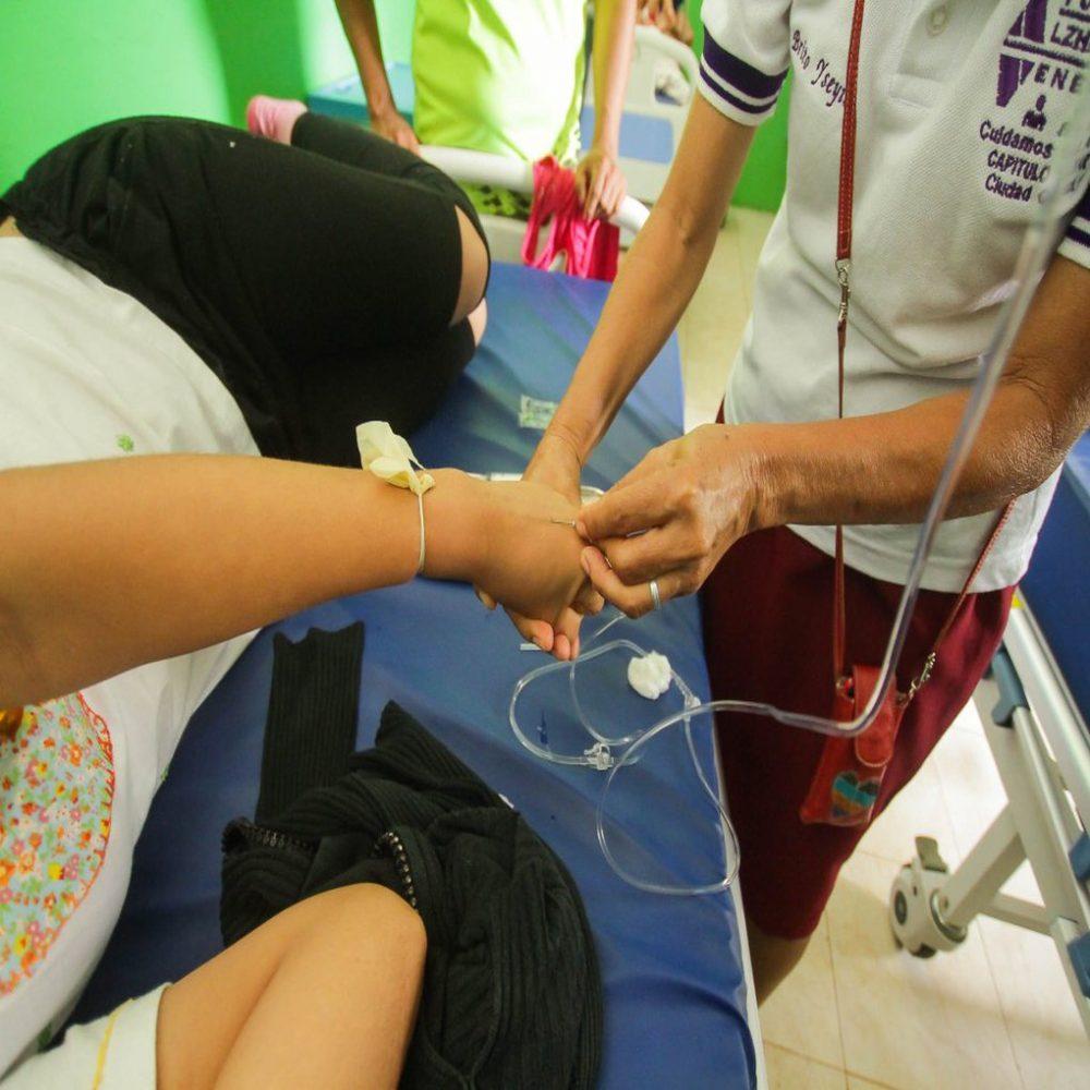 Brote de paludismo en Bolívar se extiende a Cárcel El Dorado