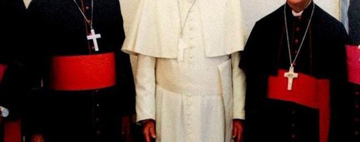 Papa Francisco y Cardenal Urosa se reunieron para hablar de Venezuela