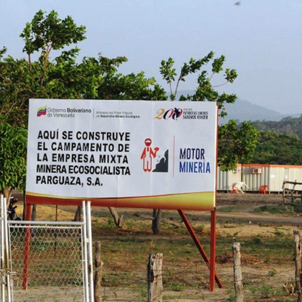 Indígenas cambian a cacique que favoreció explotación del Arco Minero