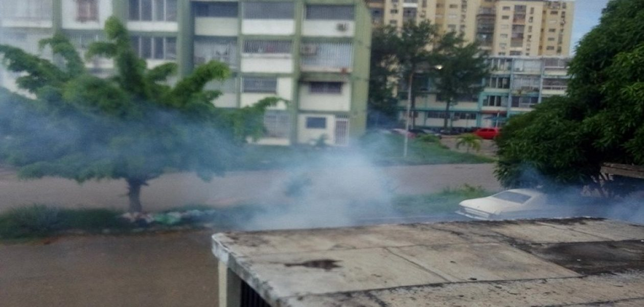 Así continúa el Paro Cívico Activo en Venezuela