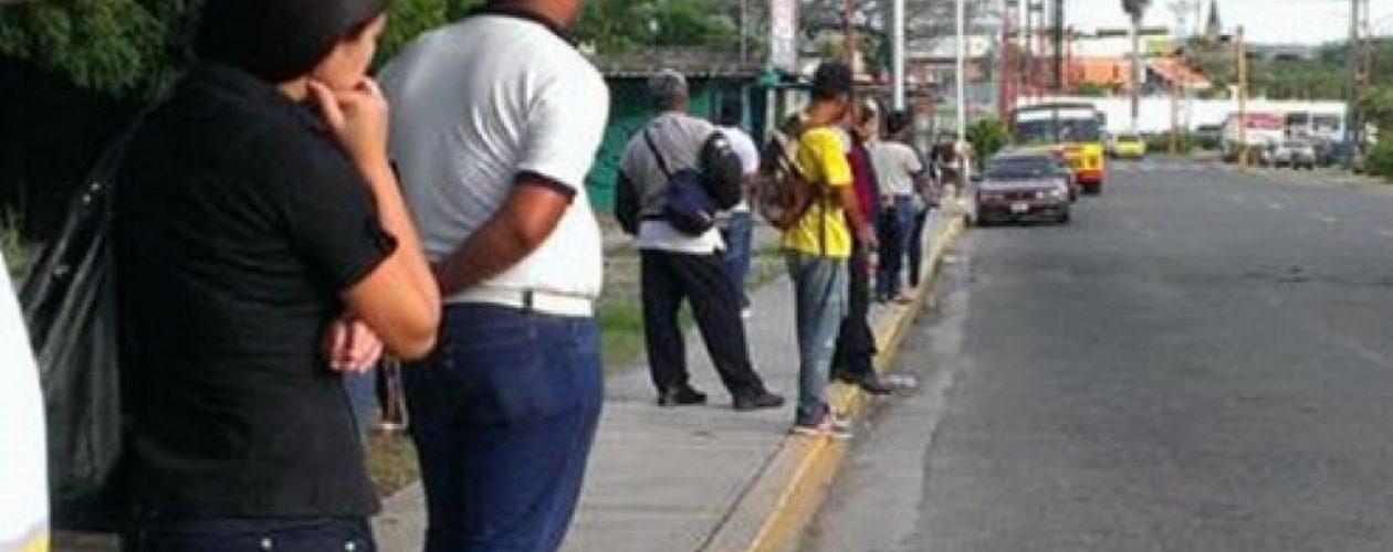 Amenazan con paro de transporte en Los Andes