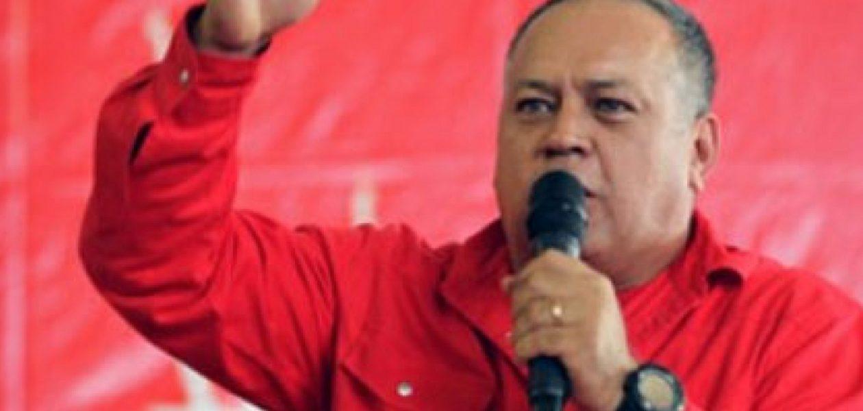 Cabello: Empresa que se una al Paro Nacional 28 de octubre será tomada