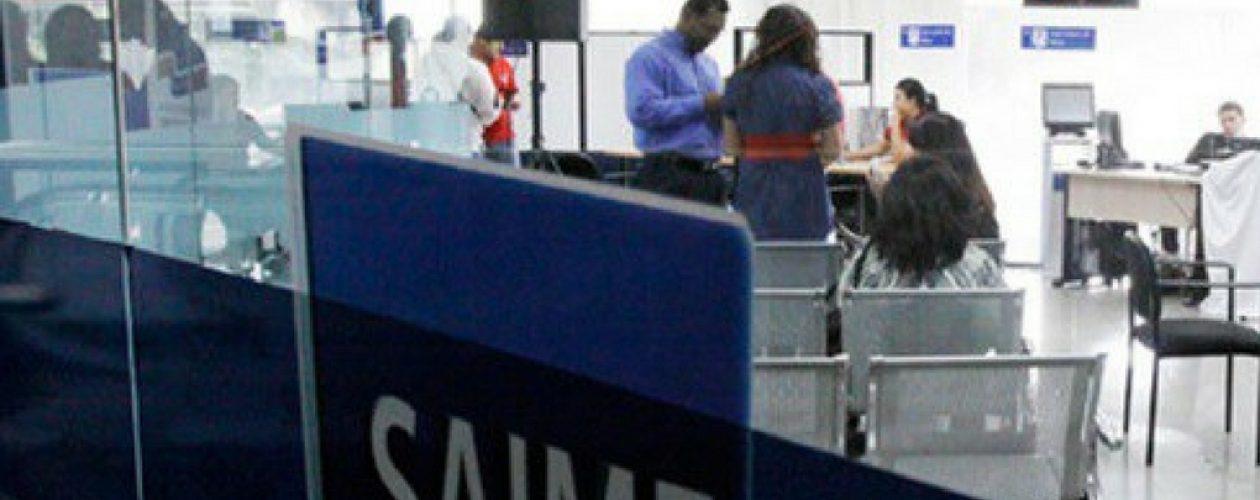 """""""Guiso express"""" así catalogan  los usuarios el trámite del pasaporte express"""