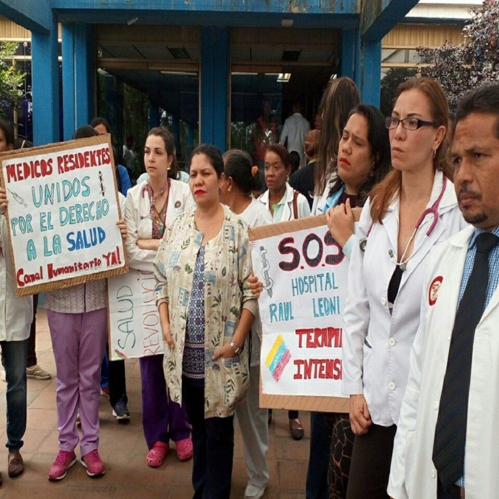 Pediátrico del hospital de San Félix cerrado por daños de infraestructura