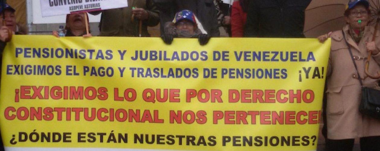 ¿Qué pasa con el pago de  los jubilados y pensionados venezolanos en el exterior?