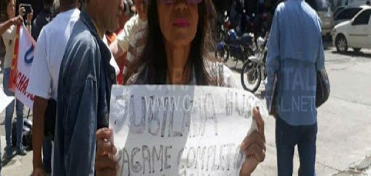 Pensionados exigen respuestas a las promesas inconclusas de Sudeban