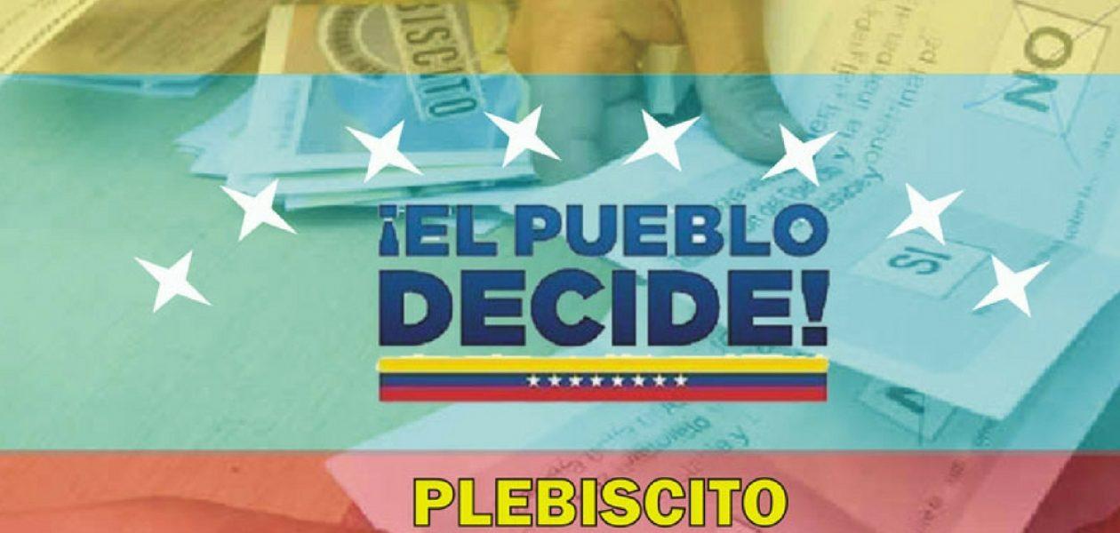 Así será el plebiscito del 16J en Madrid