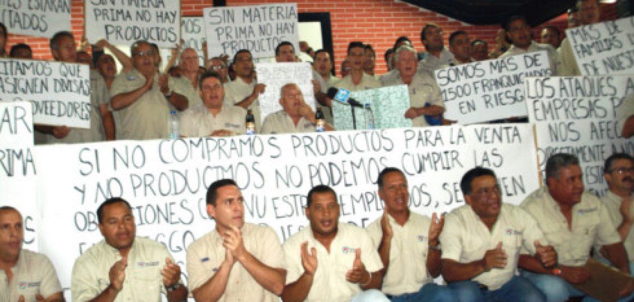 Cervecería Polar sin insumos: Peligran 400 familias de Aragua